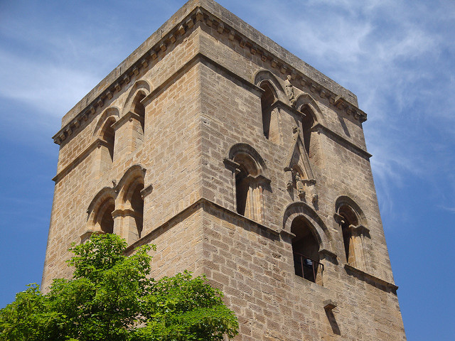Torre Abacial, Laguardia