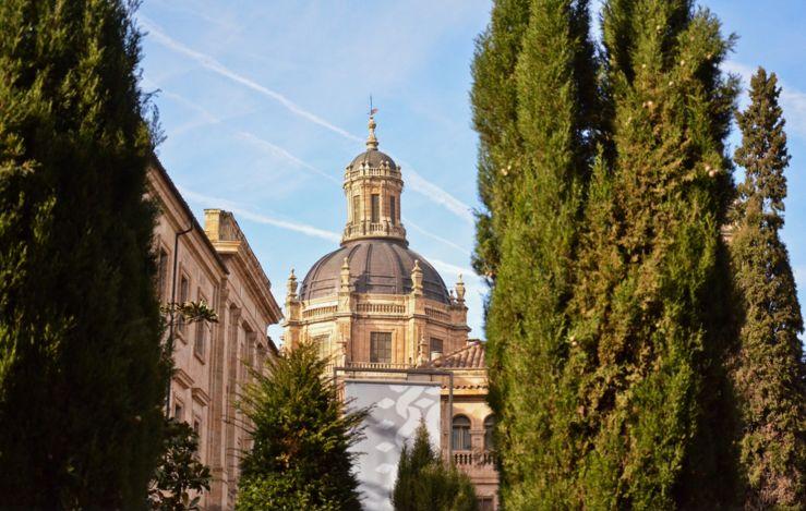 Un paseo por la Universidad Pontificia