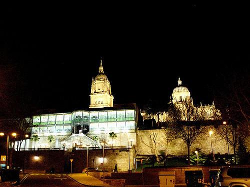Casa Lis y la catedral