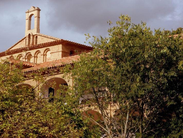 Monasterio en Nuévalos