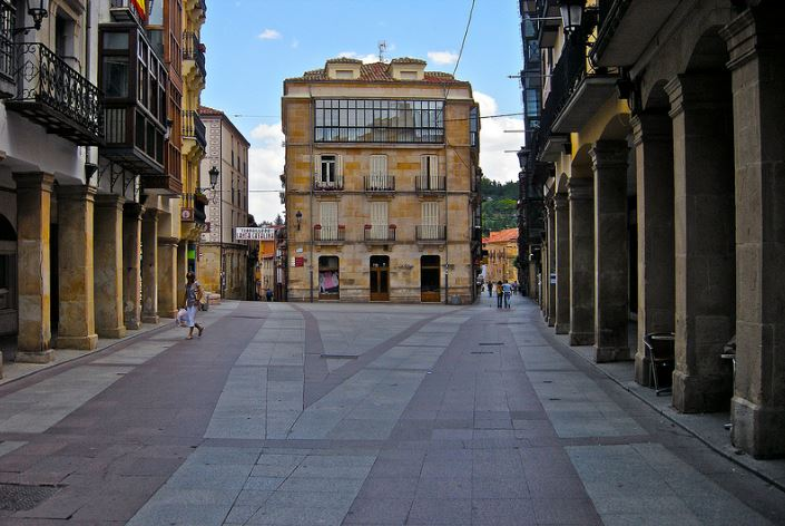 Calle de Soria