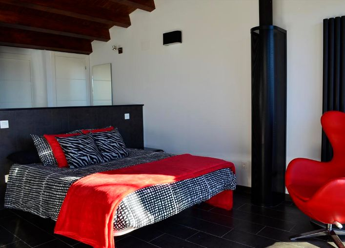 Capricho de Gredos- Dormitorio