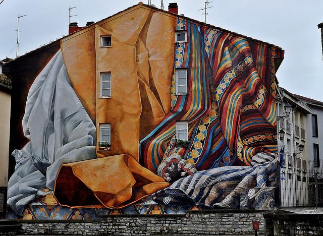 Una Ruta Por Los Murales De Vitoria Blog De Turismo Rural