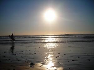 Playa de El Palmar_Wikipedia