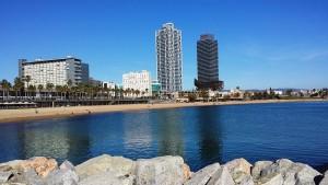 Playa de La Barceloneta_Pixabay
