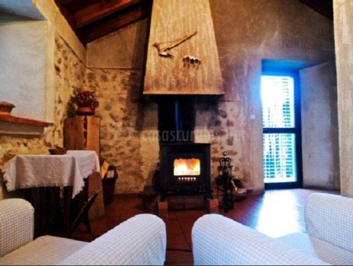 Cabaña de Polendos-Casasrurales.net