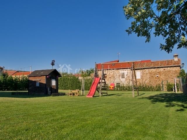 Casa rural Garagüeta-Casasruralesnet
