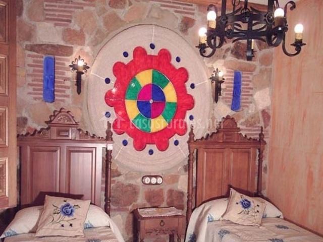 Casa Temática Colada de Peñarroya-CasasruralesNet