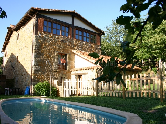 Albergue Los Cerezos-Casasrurales.net