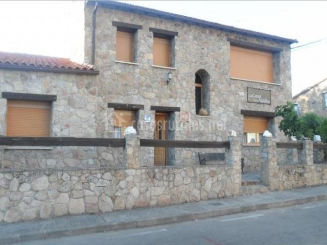 Casa rural La Casa del Médico-Casasrurales.net
