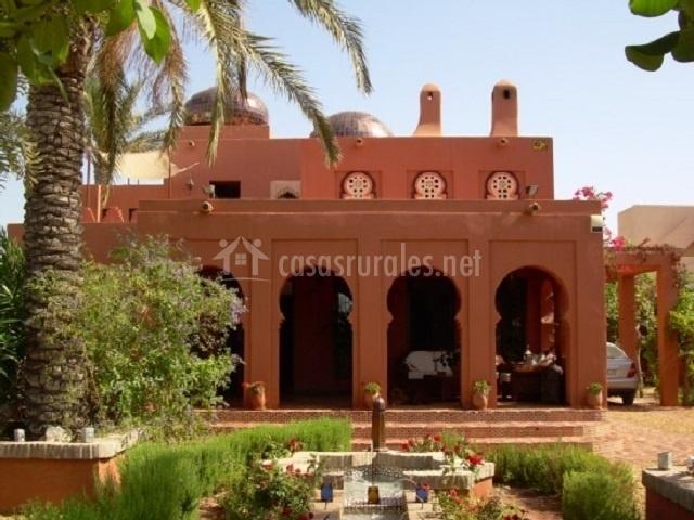 Casa Palacete Árabe Albanta-Casasrurales.net