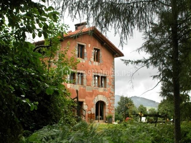 Casa Rural Ecológica Kaaño Etxea-Casasrurales.net