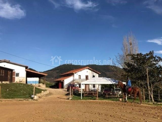 Centro Ecuestre La Espina-Casasrurales.net