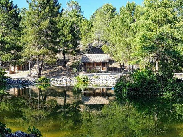 La Cabaña del Lago-Casasrurales.net