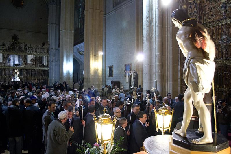 Iglesia en Valladolid-FLICKR