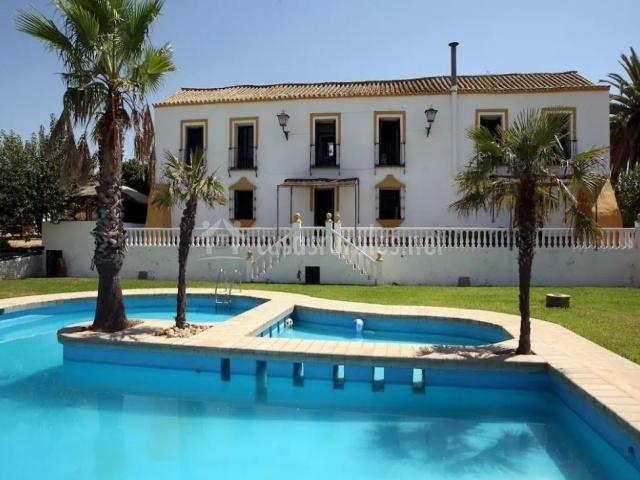 Hacienda Santa Ana-Casasrurales.net