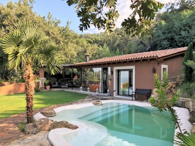 Casa Rural Avila Candeleda Los Castaños-Casasrurales.net
