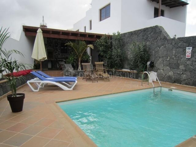 Villa Las Cadenas-Casasrurales.net