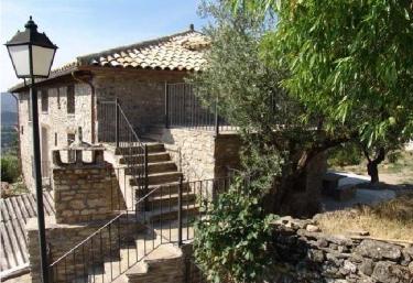 Apartamento Sevil - Almazorre, Huesca