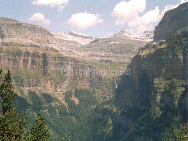 Barrancos del Parque Nacional