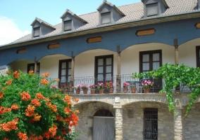 El Balcón del Ara - Casa Ballarín - Liguerre De Ara, Huesca
