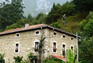 Casa La Valleja - Ruenes, Asturias