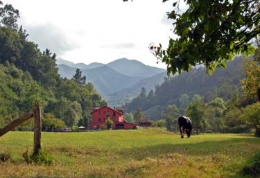 Hotel rural Casa Cueto - Vegarrionda, Asturias