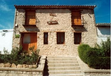 Casa Las Trojes - Tamajon, Guadalajara