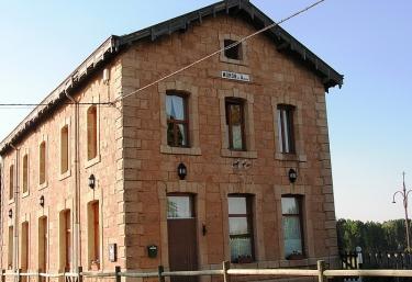 La Vieja Estación de Morón - Moron De Almazan, Soria