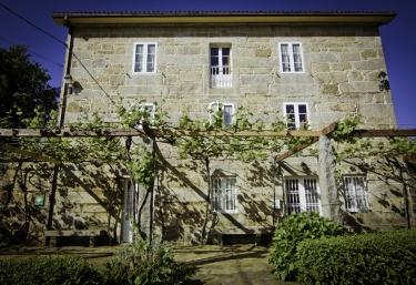 Os Petroglifos - Boiro (Boiro), A Coruña