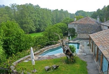 Fervenza Casa Grande - O Corgo (San Juan), Lugo