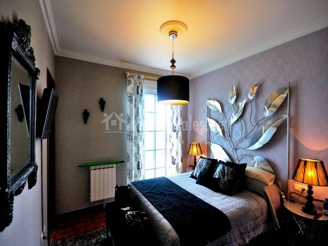 Casa a pastora cambados en cambados pontevedra - Dormitorio malva ...