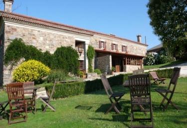 Casa San Ginés - Vila De Cruces, Pontevedra