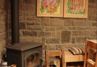 Casas rurales con chimenea en valle del roncal - Casa rural con chimenea en la habitacion ...