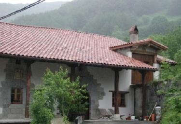 Casa Etxatoa - Oderiz/oderitz, Navarra