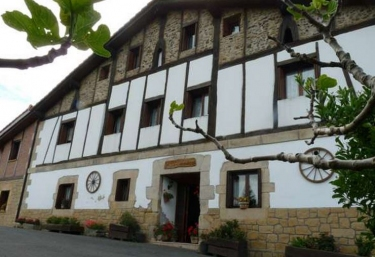 Casa Principal Landarbide Zahar - Laurgain, Guipúzcoa