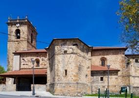 Iglesia de San Miguel de Linares