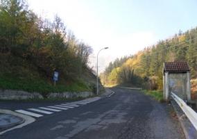Carretera por la zona