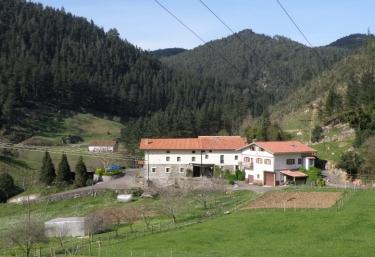 Caserío Akuiola - Guizaburuaga, Vizcaya
