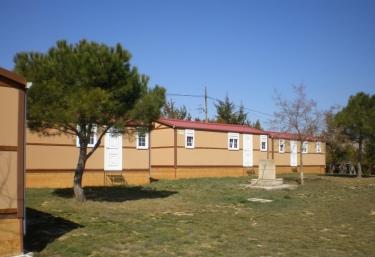 Camping Camino - Casa - Castrojeriz, Burgos