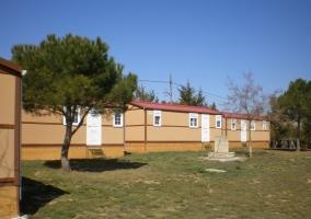Camping Camino - Casa