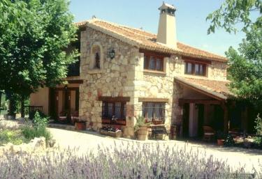 La Tejera de Fausto - Requijada, Segovia