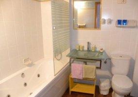 Dormitorio Ceci con cuarto de baño