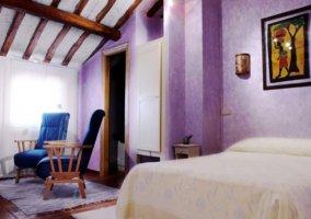 Dormitorio Cruz
