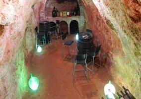 Restaurante en cueva