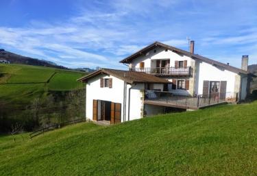 Casa Alkeberea - Bera/vera De Bidasoa, Navarra