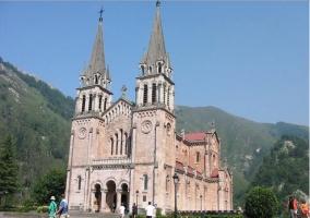 Zona de la iglesia