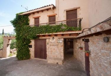 Casa Grande Lo Ferré - Beceite, Teruel
