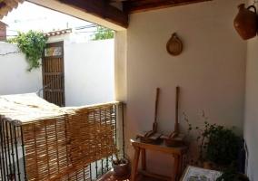 Casa rural San Benito