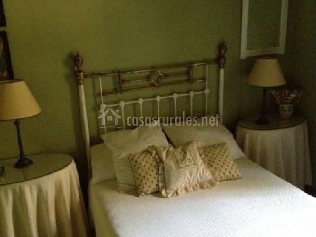 Alojamiento rural collado en alajar huelva - Cojines cama matrimonio ...